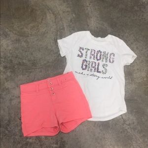 Strong Girls Outfit size 10-12